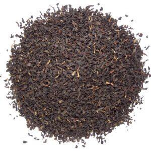 Losse biologische zwarte thee uit India