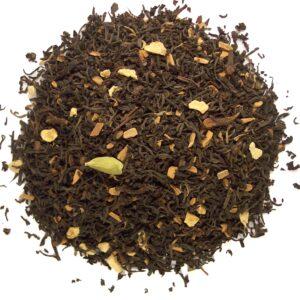 Losse zwarte thee met specerijen