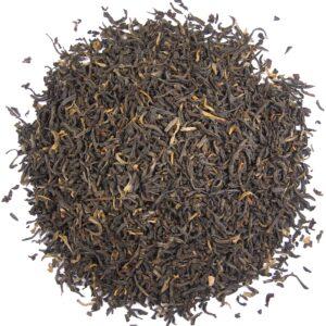 Losse biologische zwarte thee uit China