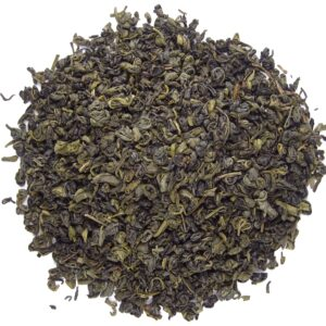 Losse biologische groene thee Gunpowder
