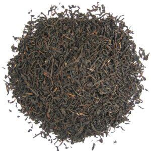 Losse gerookte zwarte thee