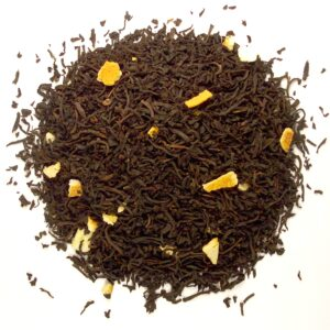 Losse zwarte thee citrus Earl Grey
