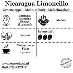 Nicaragua Limoncillo Koffiebonen