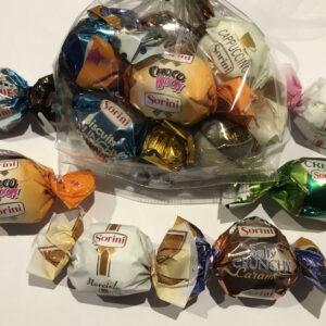 Chocoladekogels