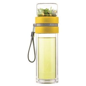 T-bottle geel